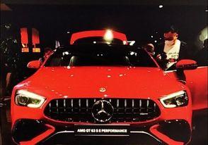Photo of Mercedes -AMG GT 63 SE Performance – Hibridni model od 843 KS