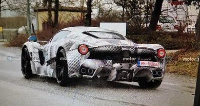 Photo of Novi Ferrari F251 očekuje se u novembru