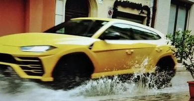 Photo of Tajanstveni Lamborghinijev prototip