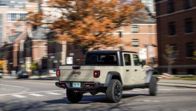Photo of Novost za naš Jeep Gladiator Mojave iz 2020. je tanka