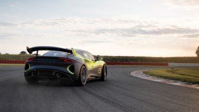 Photo of Trkački automobil Lotus Emira GT4 spreman je da krene na stazu