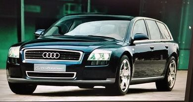 Photo of Zaboravljeni koncept – Audi Avantissimo (2001)