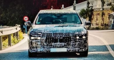 Photo of Novi BMW serije 7 pokazuje se malo više