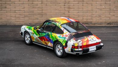 Photo of Sažetak Porsche 911 Art Car dolazi na aukciju