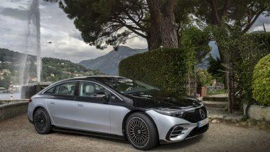 Photo of Mercedes EKS pobeđuje nemačke konkurente na EV dometu, ali ne i Teslu, Lucid